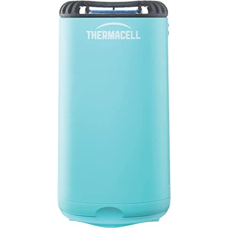Thermacell Patio Shield Mosquito Repeller, Highly Effective Mosquito Repellent for Patio; No Candles or Flames, DEET-Free, Scent-Free, Bug Spray Alternative; Includes 12-Hours of Refills