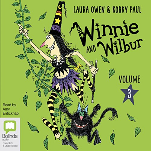 Winnie and Wilbur, Volume 3 Titelbild