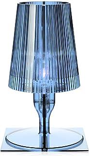 Kartell Take, Lampe de Table, Bleu