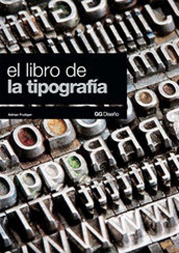El libro de la tipografía (GG Diseño)