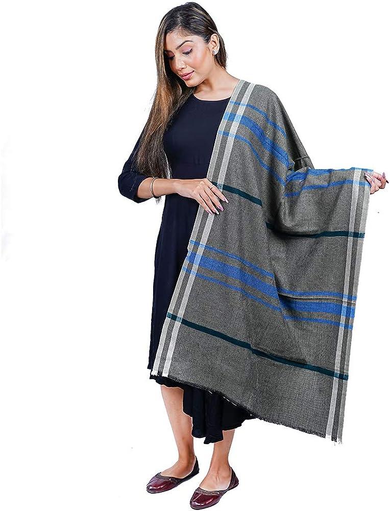 U R Like Pure Woolen Shawl, Scarf, Warm And Elegant Woolen Soft & Lightweight Scarf- Urw-4406