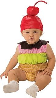 Ice Cream Cone Romper - Infant Costume