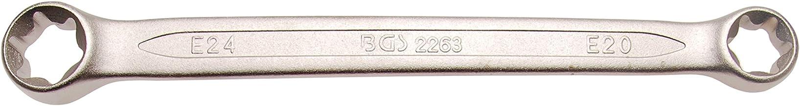 Facom 464TX.6X8 LLAVE CON TRINQUETE TORX E6 X E8