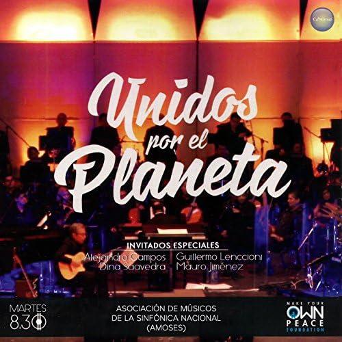 Martes 8:30 feat. Alejandro Campos, Guillermo Lenccioni, Dina Saavedra & Mauro Jiménez