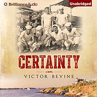 Certainty audiobook cover art