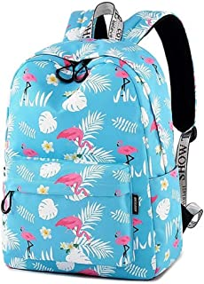 MYXMY Big high Junior high School Students Travel Simple Personality Trend Large Capacity Backpack Girl Child Shoulders Carry Bag Bag Shoulder Cute Bag (Size : 40 * 30 * 13cm)
