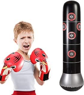 Phayee Saco de Boxeo Inflable, Sport Ocio Boxeo Sacos de ...