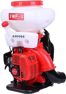 XuanYue 2-Strock Engine Gas Powered Backpack Mist Blower Sprayer Duster Mist Blower Sprayer with 14 Liter Tank