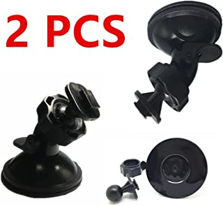 CINDISON Mini Camera Suction Mount for Dashcam Cam Camera DVR Video Recorder G1W, G1WH, G1WC, G1W-B, LS330W, LS400W,GT300W,
