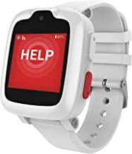 Freedom Guardian Medical Alert System by Medical Guardian™, All-in-one Wearable Medic Alert Smartwatch, GPS Location Tracker (1 Month Free + All Features) (White)