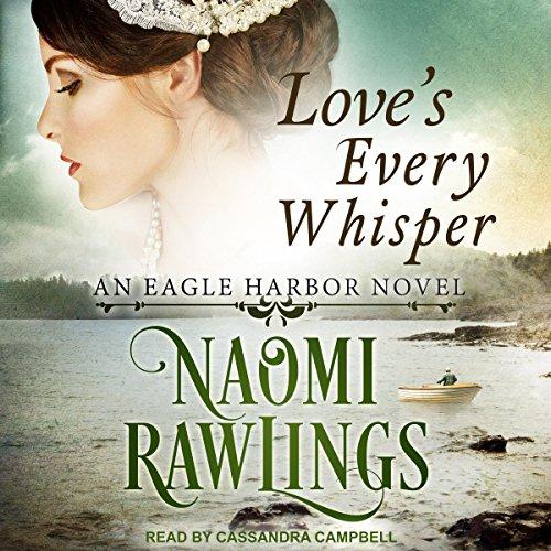 Love's Every Whisper audiobook cover art