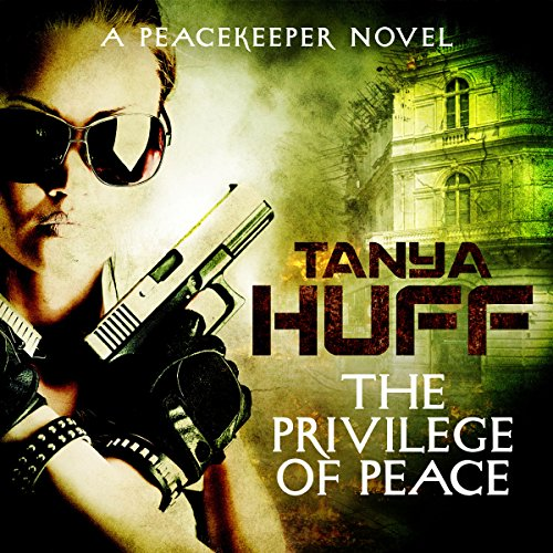 The Privilege of Peace audiobook cover art