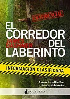 comprar comparacion El corredor del laberinto: Información clasificada: 21 (Literatura Mágica)