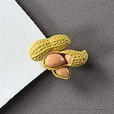 Yyqx Magnete Kühlschrankmagnete 3D Simulation Gemüse Obst