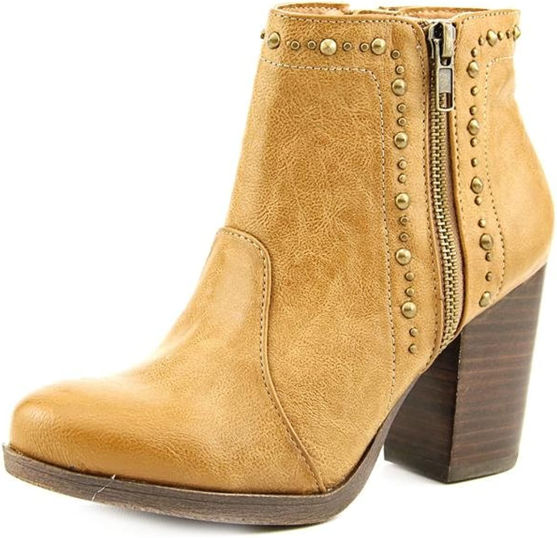 Mia Simone Women US 8 Tan Ankle Boot