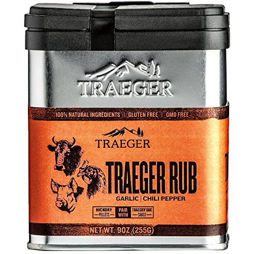 Traeger Grills SPC174 Traeger Rub with Garlic and Chili Pepper