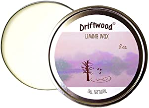 Driftwood Liming Wax - to Lighten or whiten Wood finishes