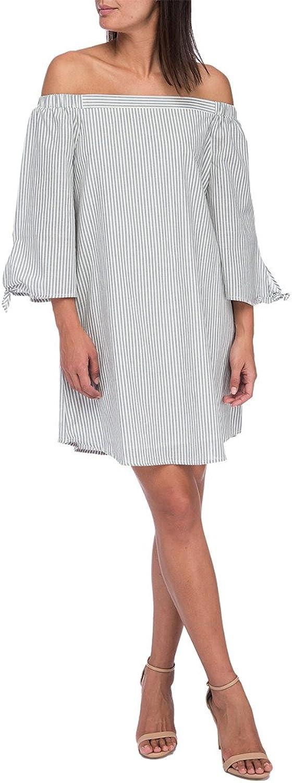 Bobeau Susie Off The Shoulder Dress