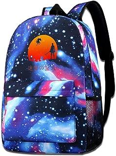 Scout Regiment Shoulder Bag Fashion School Star Printed Bag