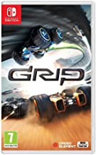 GRIP Combat Racing Nintendo Switch by Wired Productions