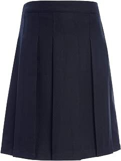Tommy Hilfiger Solid Pleated Skort, Kids School Uniform Clothes for Little & Big Girls