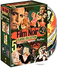 Film Noir Classic Collection - Volume 2: (Born to Kill / Clash by Night / Crossfire / Dillinger / The Narrow Margin)