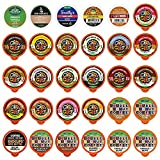 Custom Variety Pack Pods, Flavored Decaf Coffee, 30 Count