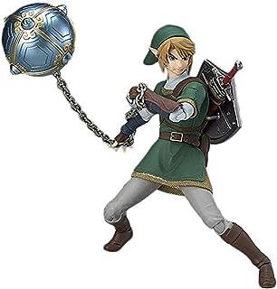 JHZTOY The Legend of Zelda: Twilight Princess Link Figma Deluxe Edition Action Figure PVC 5.5inch