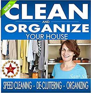 How to Clean and Organize Your House  cover art
