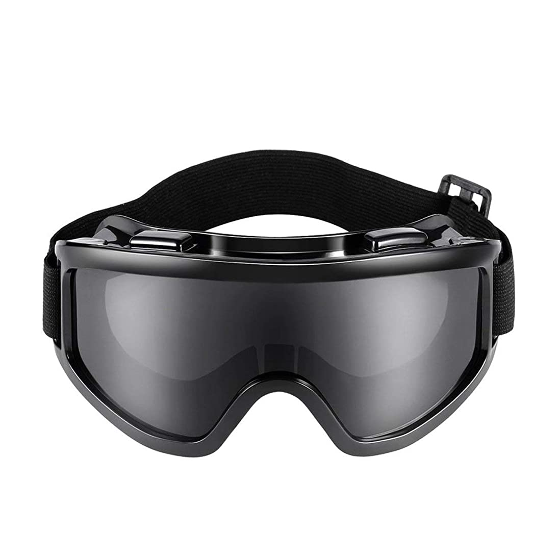 Liobaba PC Lens Goggles Protective Glasses Protect Eyes Mask Dust-Proof Wind-Proof kjmp385417500917