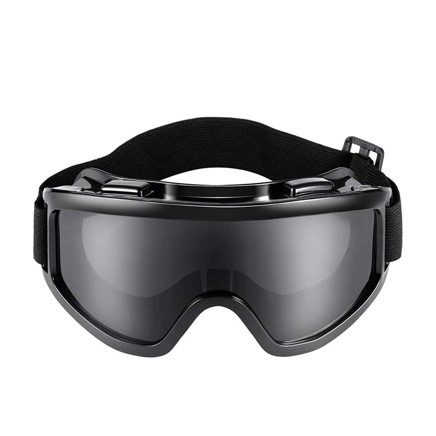 Liobaba PC Lens Goggles Protective Glasses Protect Eyes Mask Dust-Proof Wind-Proof