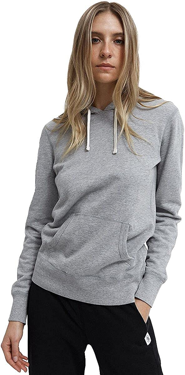 Reigning Champ Lightweight Terry Pullover Hoodie - Women's