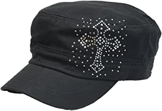 Best cadet hats with rhinestones Reviews