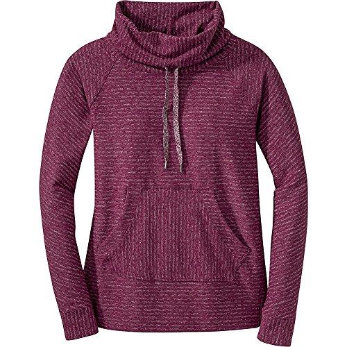 Outdoor Research Mikala L/S Women's Shirt pinot/raspberry M