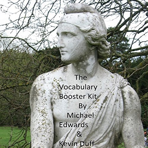 The Vocabulary Booster Kit audiobook cover art