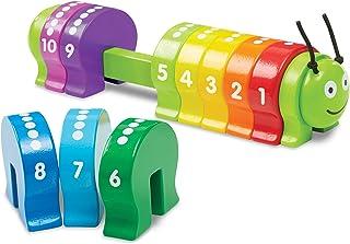 Melissa & Doug Counting Caterpillar | Developmental Toy | Motor Skills | Problem Solving | 2+ | Gift for Boy or Girl