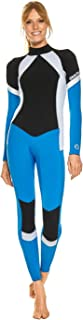 GlideSoul 3mm Women's Flashback 74 Full Wetsuit - Back Zip