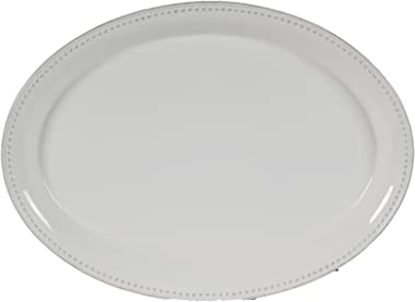 A&B Home 69033 Serving Platter, 21 by 16-Inch