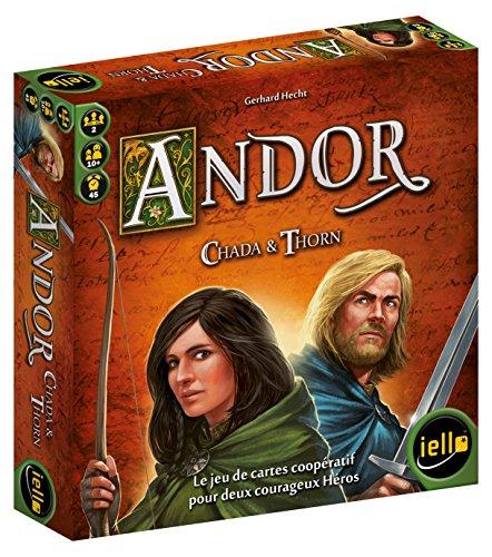 IELLO Tash 51311Gesellschaftsspiele–Andor–Chada und Torn