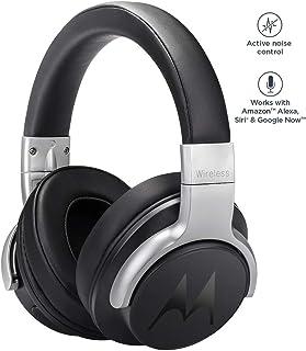 Motorola Escape 500 ANC słuchawki bezprzewodowe z aktywną redukcją szumów   12 godz.   Alexa, Siri i Google   czarne