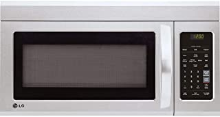 LG LMV1831ST 1.8 cu. ft. Over-the-Range Microwave Oven with EasyClean