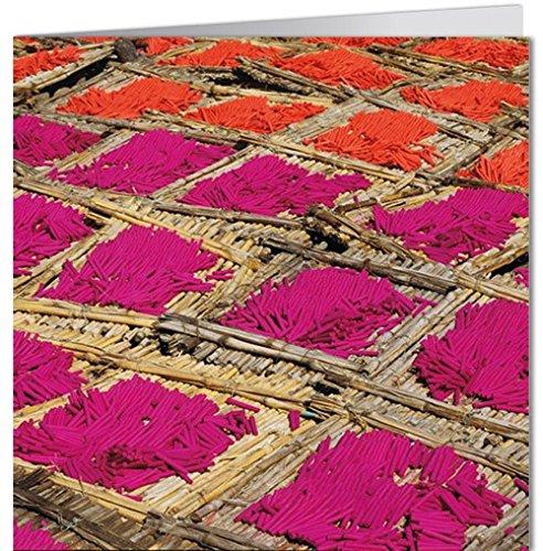 Carte de vœux 16,5x 16,5cm + + + Geo de Modern Times + + + craie + + + BK de photos Edition Geo© Maurice images