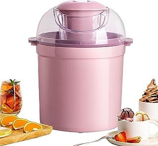 Ice Cream Maker Automatisk Mini Fruit Soft Serve Glass Machine DIY Sorbet Maker för Family Kids låg ljudnivå 220V