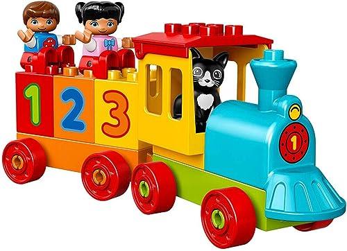 Lernspielzeug  ZWJ Digital Train Educational Baby Toys 1,5-3 Jahre Früherziehung Educational Toys Jungen und mädchen Geburtstagsgeschenke 04.24