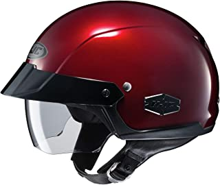 HJC is-Cruiser Helmet (Large) (Wine)