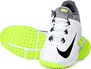 huge discount 13725 736f8 Nike Men s Potential 3 White Cricket Shoes