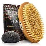 Best Dry Body Brushes - Vegan Dry Brushing Body Brush. Firm Dry Brush Review