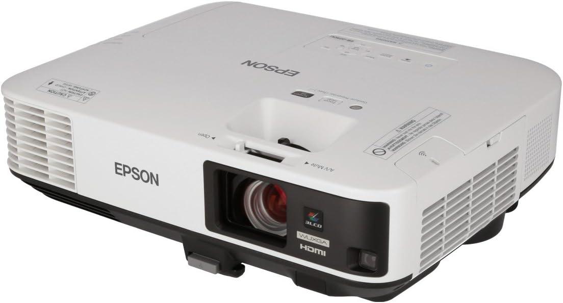 Epson Eb 2250u 3lcd Wuxga Installation Projector 1920 X 1200 16 10 5000 Lumen 15000 1 Contrast 10w Speaker Home Cinema Tv Video