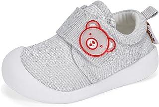 Zapatos Bebé Niño Niña Primeros Pasos Zapatillas Deportivas Recién Nacido Plano Goma Antideslizante
