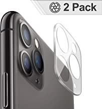 (2 Pack) Camera Lens Screen Protector for iPhone 11 Pro...
